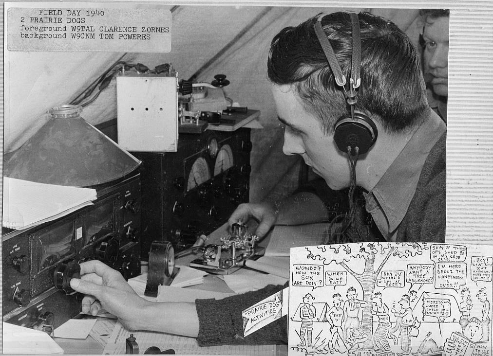 field day 1940  u2013 hamfester u0026 39 s ham radio club