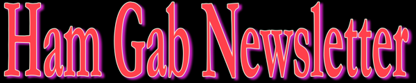 HamGab Club Newsletter