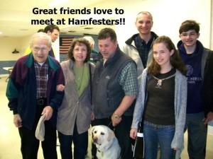 A hamfester family